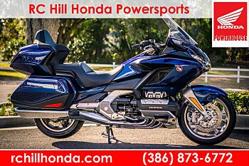 2018 honda Gold Wing Tour for sale 200536346