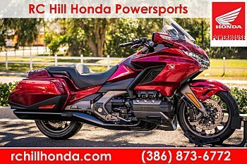 2018 honda Gold Wing for sale 200550986