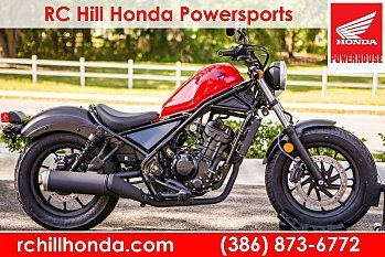 2018 honda Rebel 300 for sale 200532314