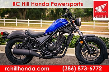 2018 honda Rebel 300 for sale 200617037