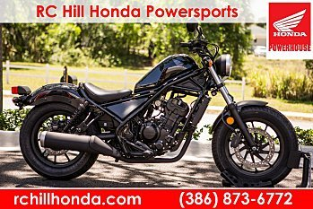 2018 honda Rebel 500 for sale 200599049