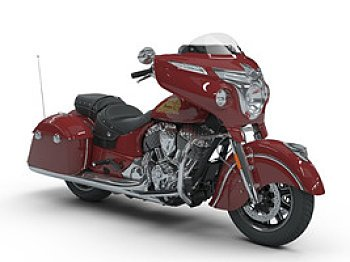 2018 indian Chieftain Classic for sale 200593663
