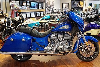 2018 indian Chieftain Limited for sale 200607276