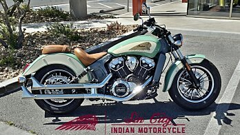 2018 indian Scout ABS for sale 200509673