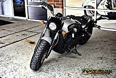 2018 indian Scout Bobber for sale 200625132