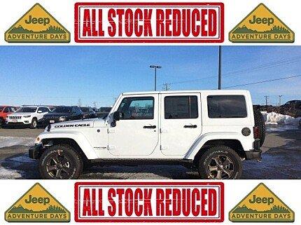 2018 jeep Wrangler JK 4WD Unlimited Sport for sale 100967759