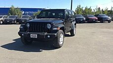 2018 jeep Wrangler 4WD Unlimited Sport for sale 100999431