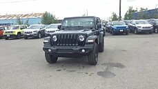 2018 jeep Wrangler 4WD Sport for sale 101018465