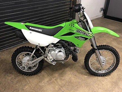 2018 kawasaki KLX110 for sale 200520306