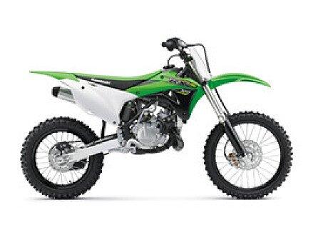 2018 kawasaki KX100 for sale 200527003