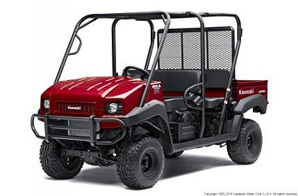 2018 kawasaki Mule 4010 for sale 200489935