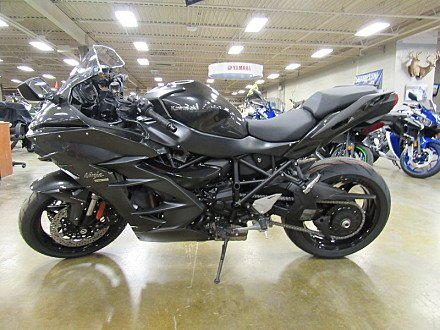2018 kawasaki Ninja H2 for sale 200596104