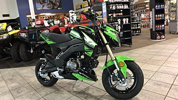 2018 kawasaki Z125 Pro for sale 200468306