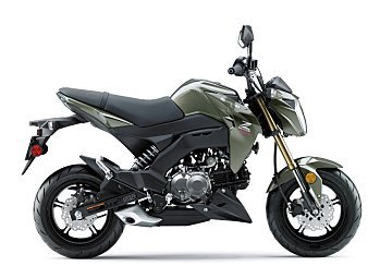 2018 kawasaki Z125 Pro for sale 200556016