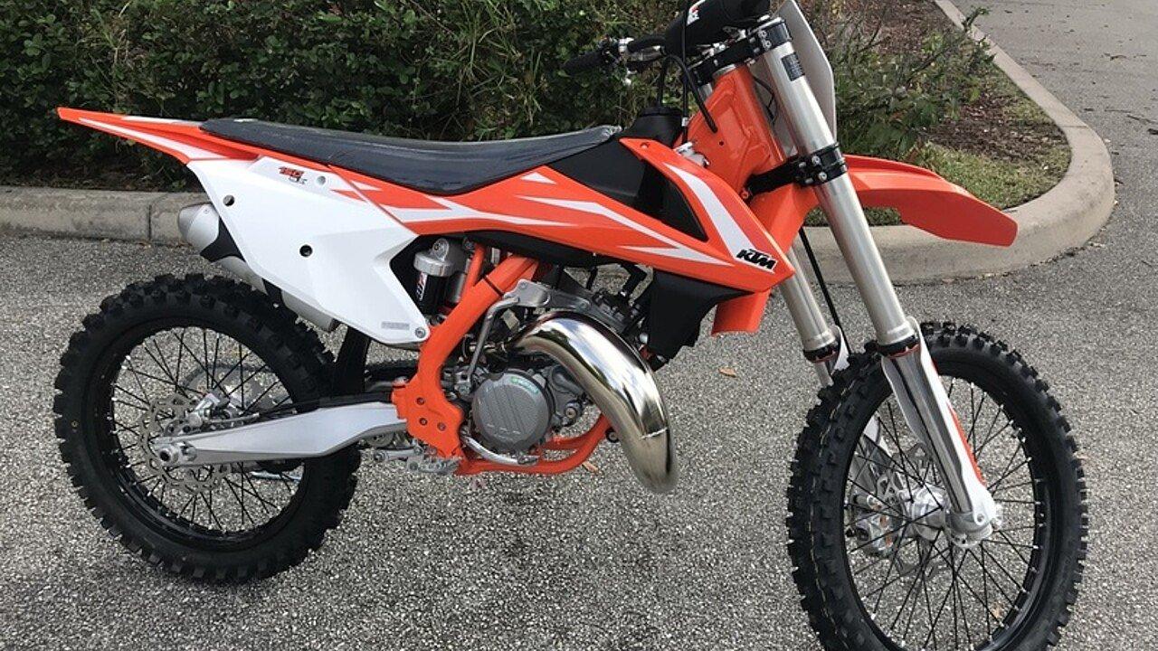 2018 ktm 150SX for sale 200518566
