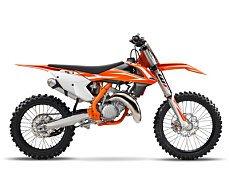 2018 ktm 150SX for sale 200476877