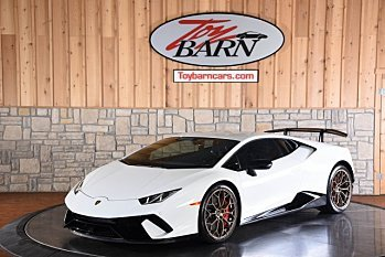 2018 lamborghini Huracan Performante for sale 100997339