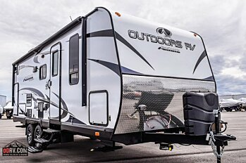 2018 outdoors-rv Black Rock for sale 300153866