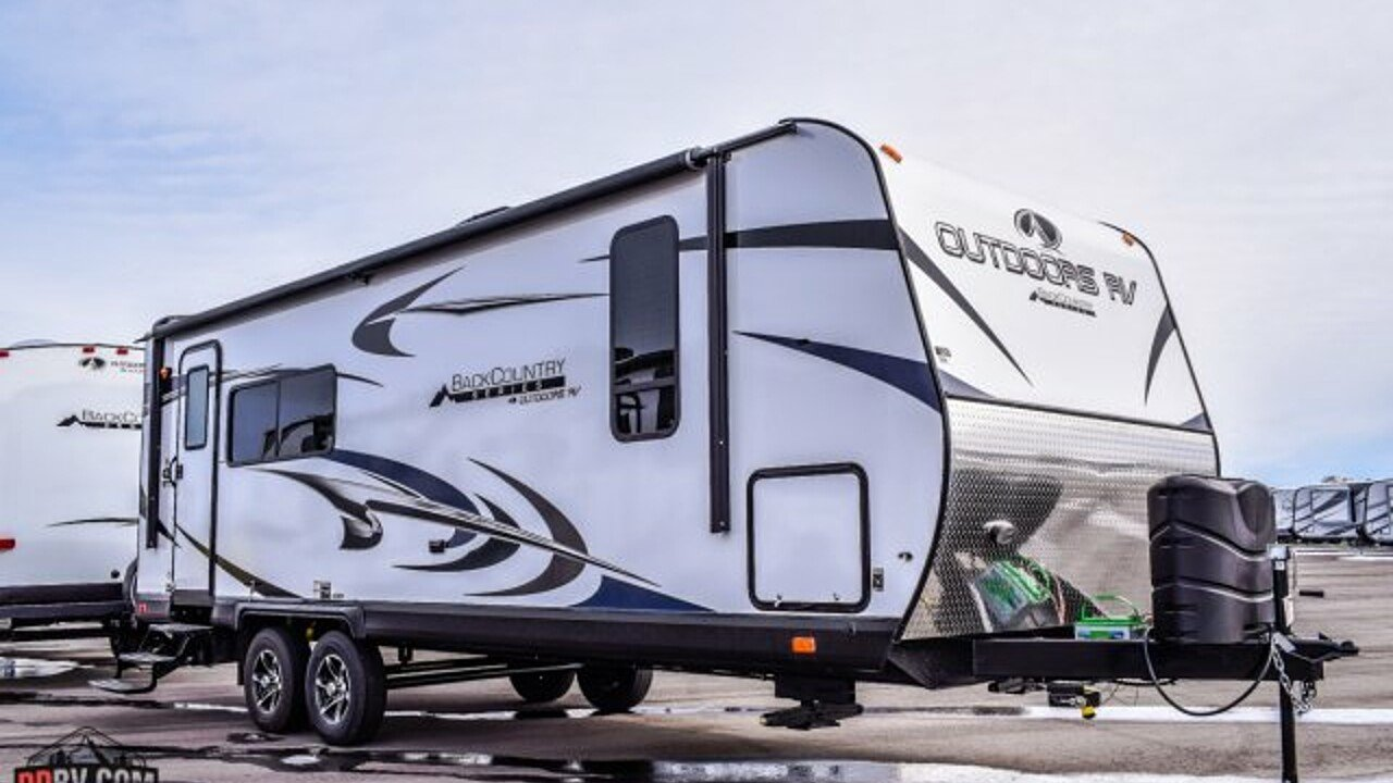 2018 outdoors-rv Black Rock for sale 300154440