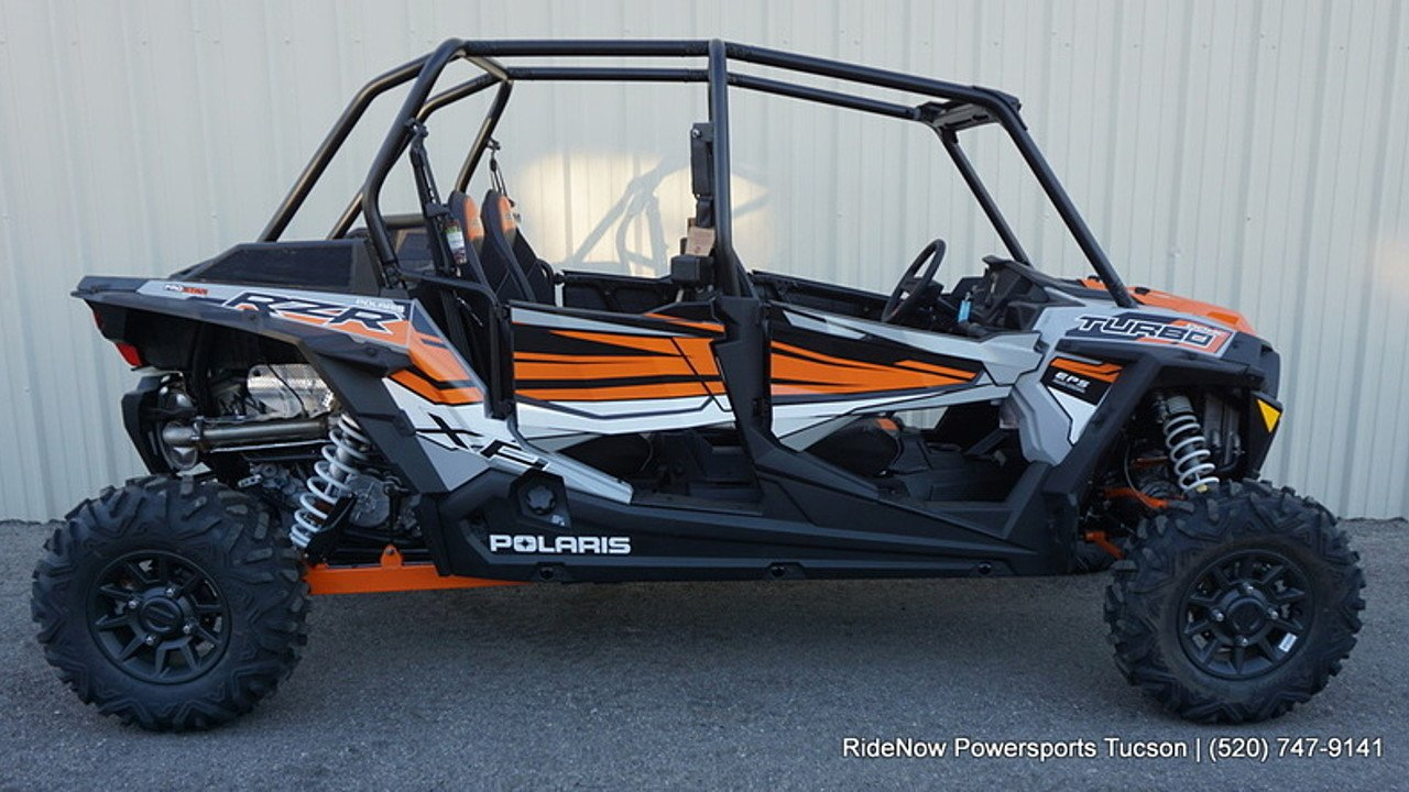 2018 polaris RZR XP 4 1000 for sale 200596517