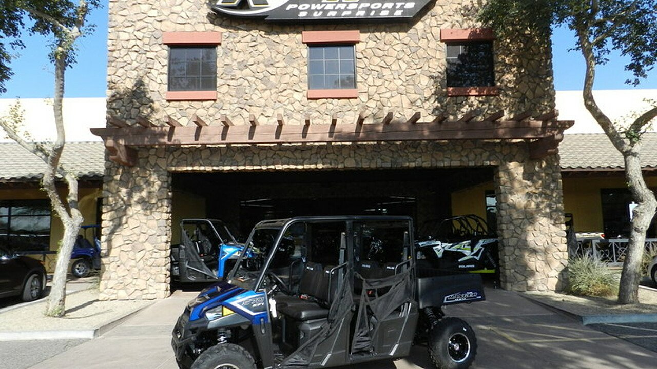2018 polaris Ranger Crew 570 for sale 200579010