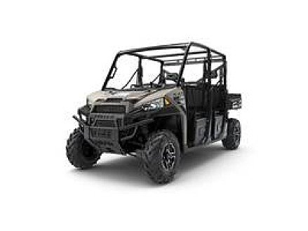 2018 polaris Ranger Crew XP 1000 for sale 200627719