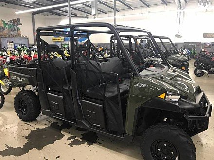 2018 polaris Ranger Crew XP 900 for sale 200552513