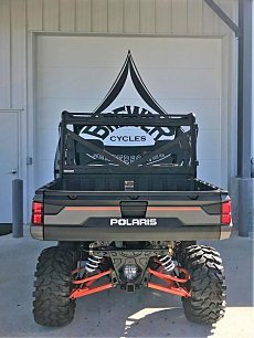 2018 polaris Ranger XP 1000 for sale 200612498