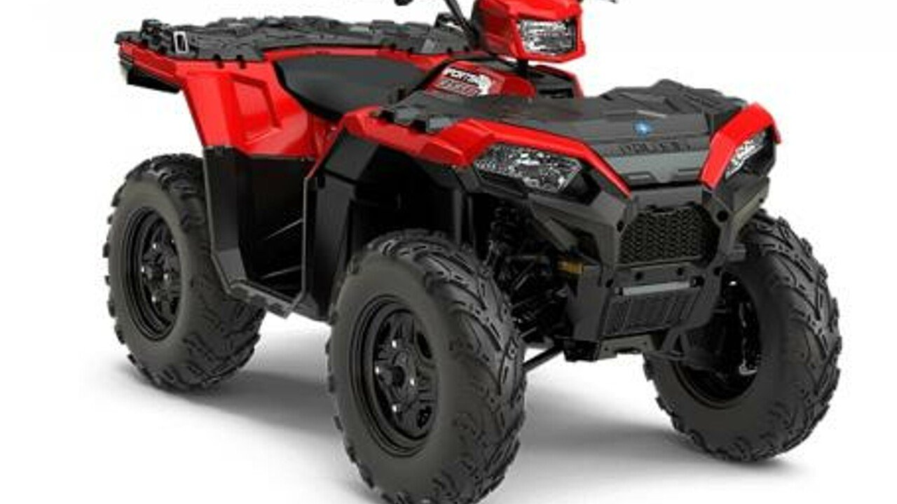 2018 polaris Sportsman 850 for sale 200499209