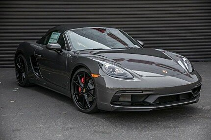 2018 porsche 718 Boxster S for sale 100996203