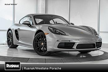 2018 porsche 718 Cayman for sale 101008358