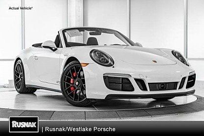 2018 porsche 911 Cabriolet for sale 101016764
