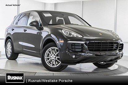 2018 porsche Cayenne for sale 101002491