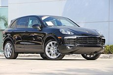 2018 porsche Cayenne for sale 101024694