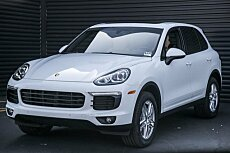 2018 porsche Cayenne for sale 101027647
