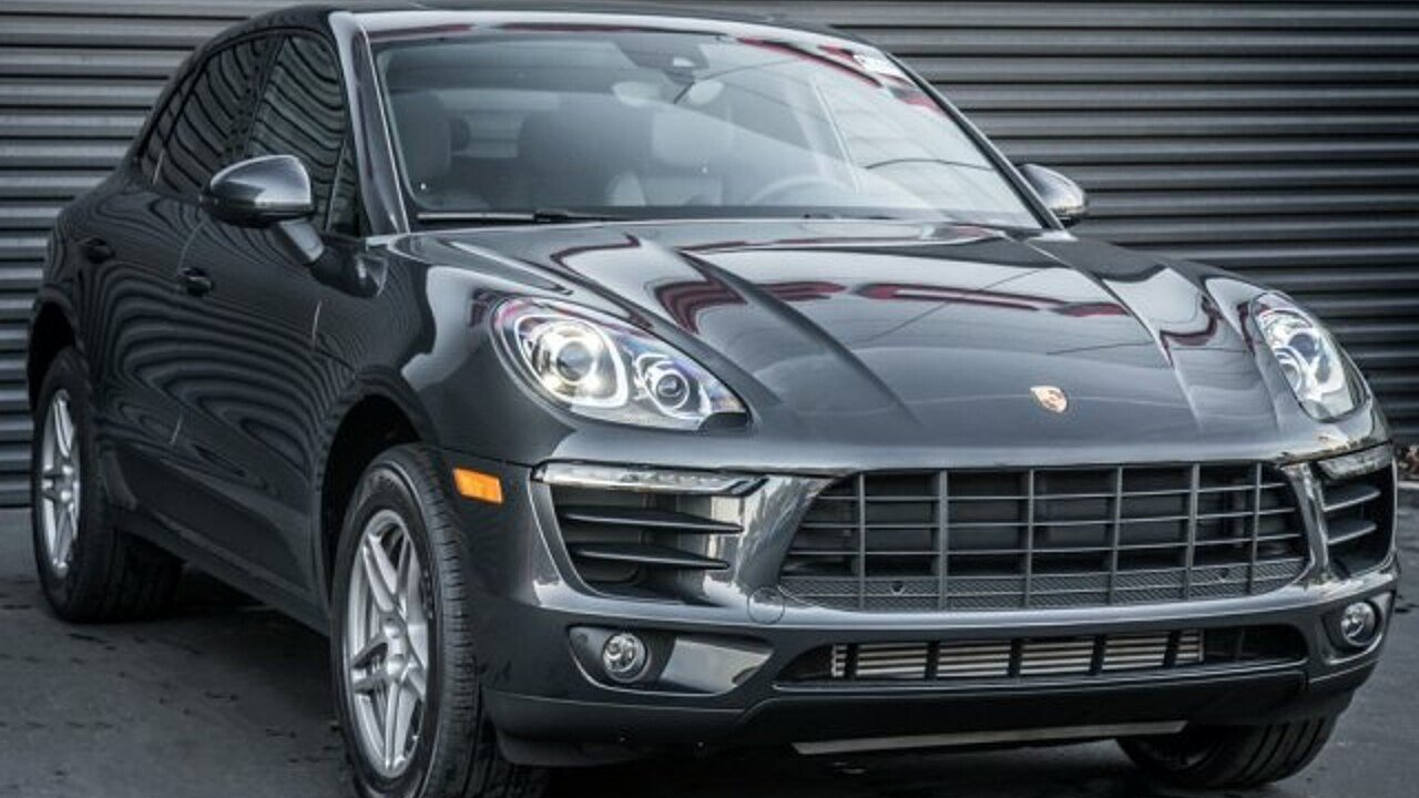 2018 porsche Macan for sale 101039696