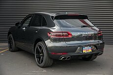 2018 porsche Macan Turbo for sale 100967086
