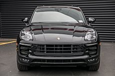 2018 porsche Macan GTS for sale 101008556