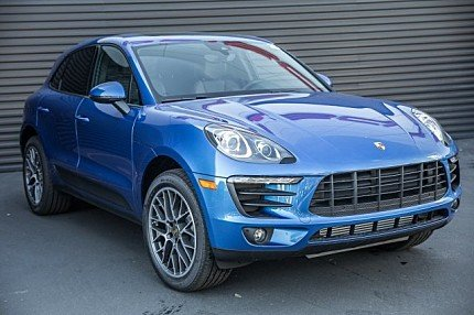 2018 porsche Macan for sale 101013341