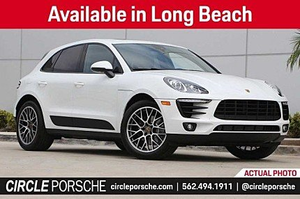 2018 porsche Macan for sale 101014459