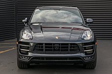 2018 porsche Macan Turbo for sale 101016870