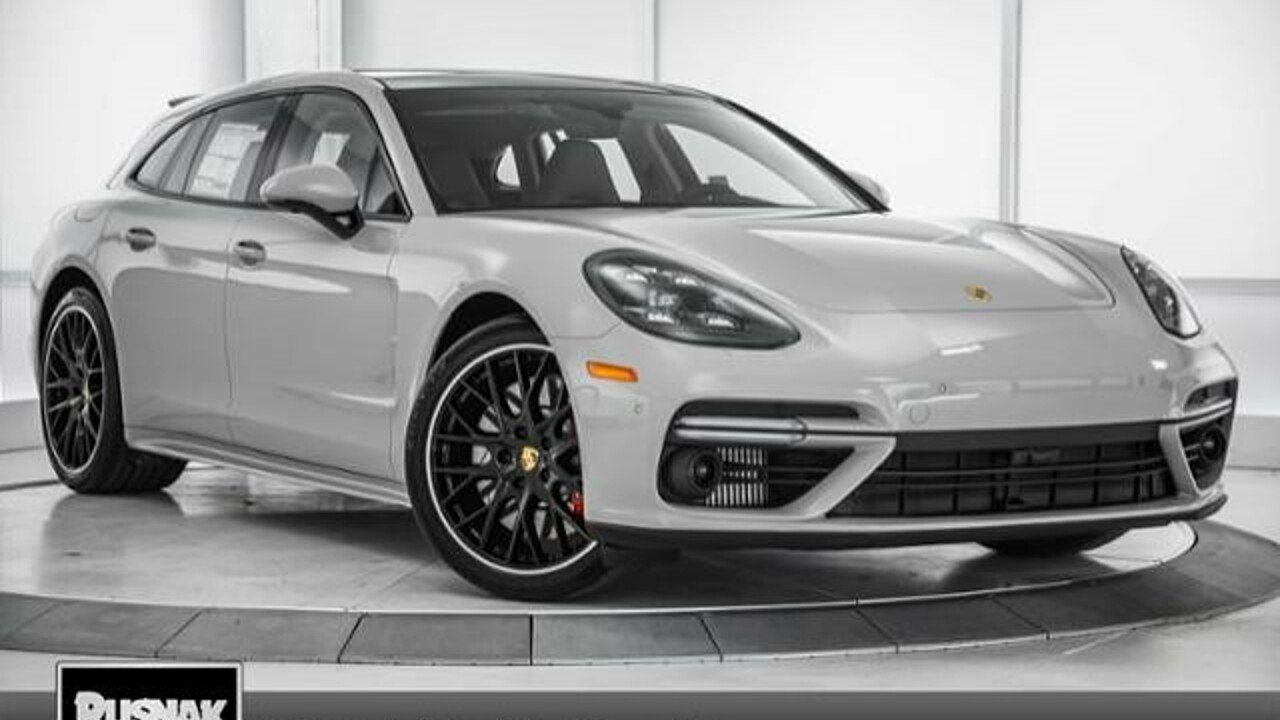 2018 porsche Panamera Turbo Sport Turismo for sale 100968493