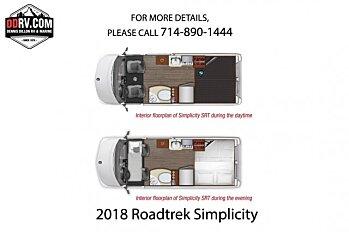 2018 roadtrek Simplicity for sale 300164301