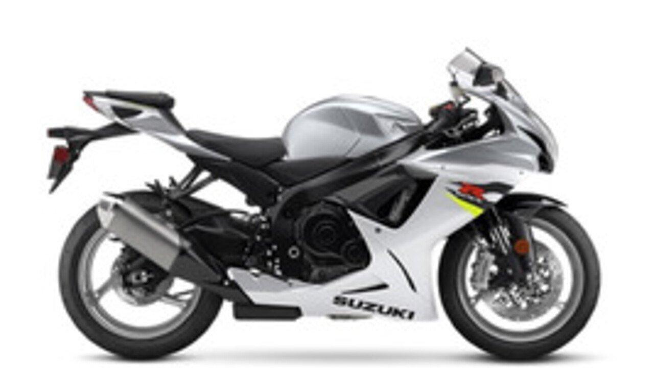 2018 suzuki GSX-R600 for sale 200559764