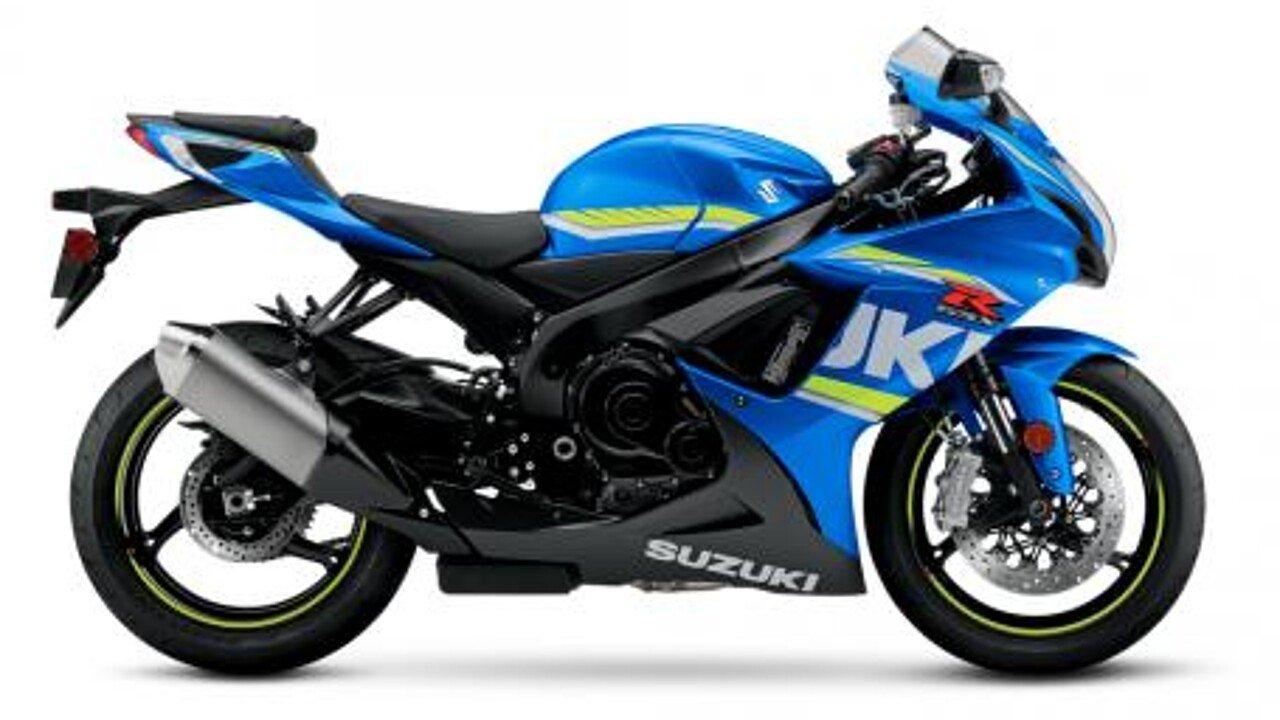 2018 suzuki GSX-R600 for sale 200581159