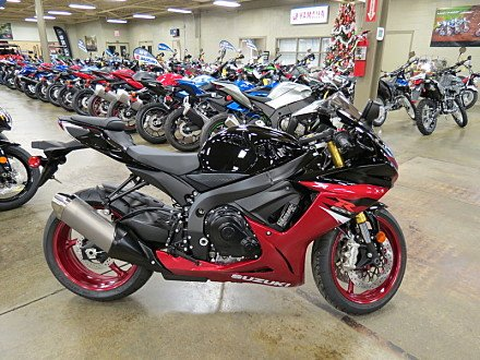 2018 suzuki GSX-R750 for sale 200595963