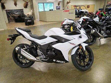 2018 suzuki GSX250R for sale 200595808