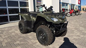 2018 suzuki KingQuad 400 for sale 200494741