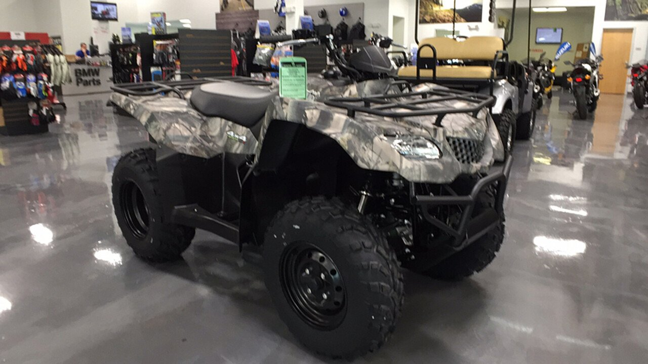2018 suzuki KingQuad 400 for sale 200514840