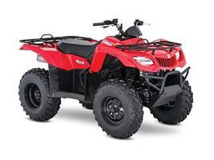 2018 suzuki KingQuad 400 for sale 200630688